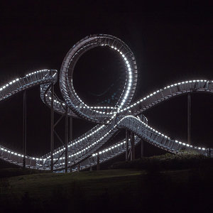 Achterbahn mal anders | Magic Mountain - Tiger & Turtle